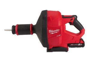 Milwaukee® Introduces the First Drain Cleaner with a Brushless Motor and CABLE-DRIVE Locking Feed Sy