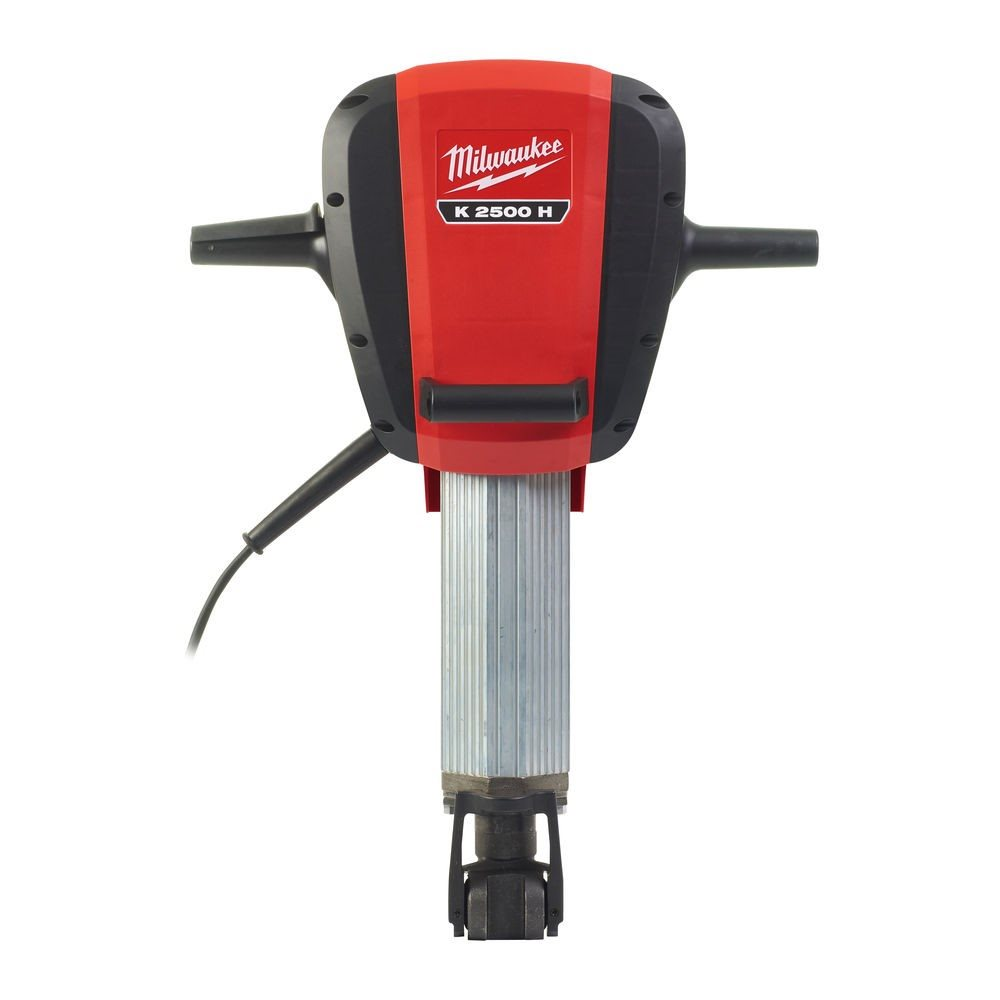 Milwaukee® Introduces Its Powerful Breaking Hammer Range with Low Vibration