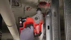 Milwaukee® Introduces M12 FUEL™ SDS Plus Rotary Hammer