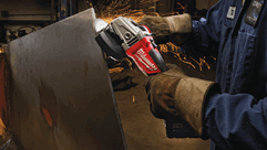Milwaukee® M18 FUEL™ Delivers World's First Cordless Grinder with Corded Power