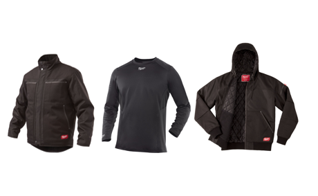 Milwaukee® Introduces NEW Work Gear Range