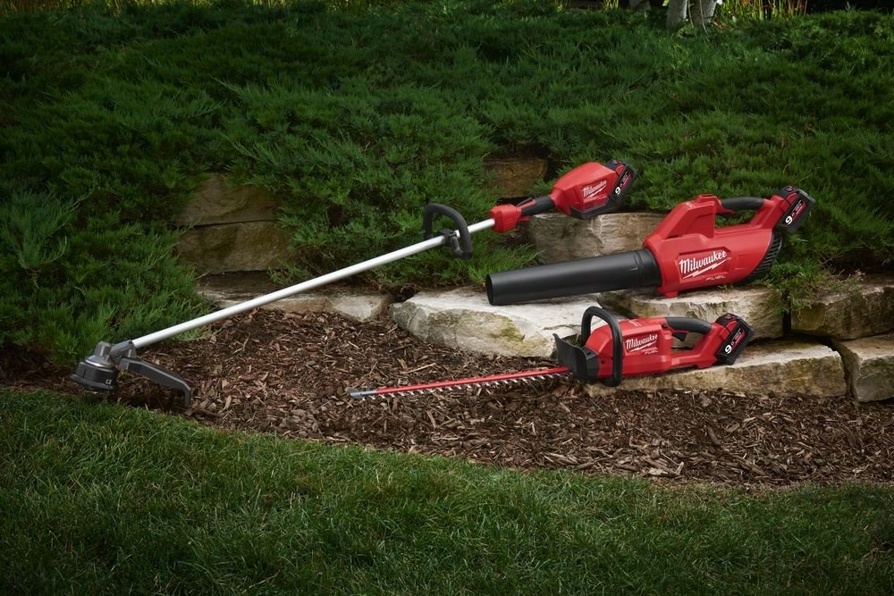 Milwaukee® Delivers Breakthrough Performance for Landscape Maintenance Professionals with the Introd
