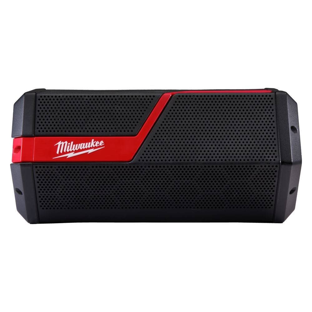 Milwaukee® Turns Up the Volume on the Jobsite with the Industry's Loudest, Clearest Sound System
