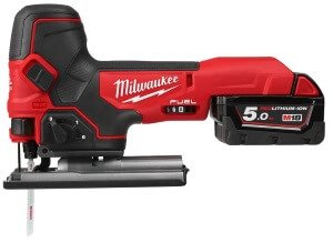 Milwaukee® Announces their New M18™ Body Grip Jigsaw