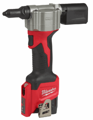 Rivet Faster & Easier with Milwaukee®'s New M12™ BPRT