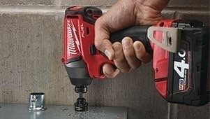 Milwaukee® Shockwave™ thin wall holesaws: 40% faster cuts, 2X life