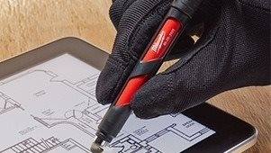 Milwaukee® introduces Inkzall™ permanent markers & stylus-optimized for the jobsite