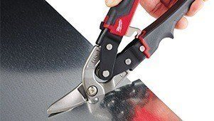 Milwaukee® metal cutting solutions expand with 45° offset snips
