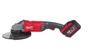 The Next Breakthrough Is Here: The World's First 18V Large Angle Grinder