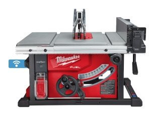 The Next Breakthrough Is Here: The World's First 18V Table Saw