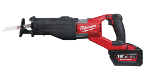 The Next Breakthrough Is Here: Milwaukee® Develops the World's First Cordless SUPER SAWZALL®