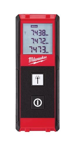 New Milwaukee® Laser Distance Meters Provide Easiest Measurements